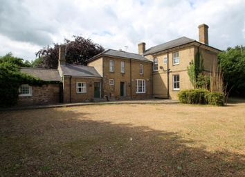 Thumbnail 4 bedroom detached house to rent in Little Raveley, Huntingdon