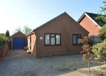 Thumbnail 2 bed detached bungalow for sale in Taverham Road, Drayton, Norwich