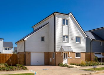 Thumbnail 4 bed detached house for sale in Capel Court Park, New Dover Road, Capel-Le-Ferne, Folkestone