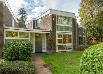 Thumbnail 4 bed terraced house for sale in Templemere, Weybridge, Surrey