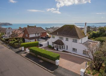 Thumbnail 4 bed detached house for sale in Manscombe Road, Torquay
