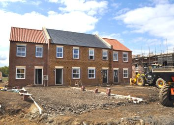 Thumbnail 2 bed terraced house for sale in Station Road, Snettisham, King's Lynn
