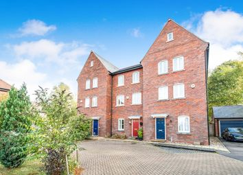 Thumbnail 4 bed terraced house for sale in Priest Down, Beggarwood, Basingstoke