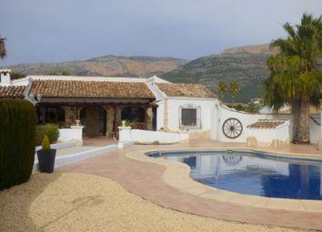 Thumbnail 3 bed finca for sale in 03740 Gata De Gorgos, Alicante, Spain