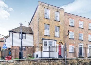 4 bed end terrace house for sale in St. Margarets Banks, High Street, Rochester, Kent ME1