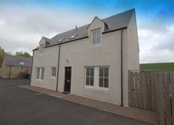 Thumbnail 4 bed detached house for sale in Swinton Mill, Swinton, Berwickshire