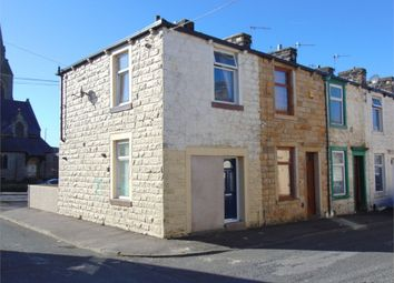 Thumbnail 2 bed end terrace house for sale in Heap Street, Burnley, Lancashire
