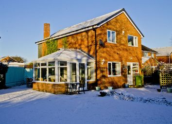 Thumbnail 4 bed detached house for sale in Croxton Close, Stockton-On-Tees