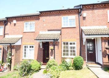 Thumbnail 2 bed terraced house for sale in Ormsby Close, Luton