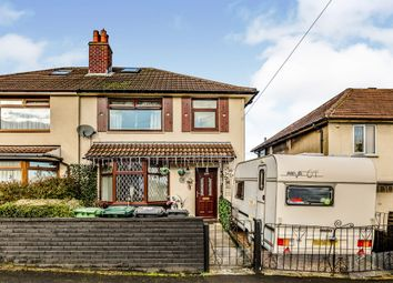 Thumbnail 3 bed semi-detached house for sale in Fernside Avenue, Almondbury, Huddersfield