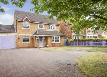 Thumbnail 4 bed detached house for sale in Walsingham Drive, Sandymoor, Runcorn