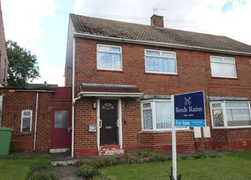 Thumbnail 3 bed semi-detached house for sale in Lichfield Road, West Cornforth, Ferryhill