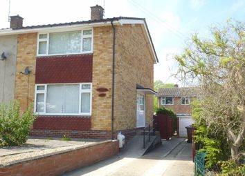Thumbnail 3 bedroom property to rent in Canterbury Green, Bury St. Edmunds