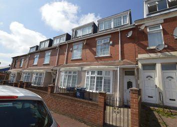 Thumbnail 6 bed terraced house for sale in Lynnwood Terrace & Elliott Terrace, Grainger Park, Newcastle Upon Tyne