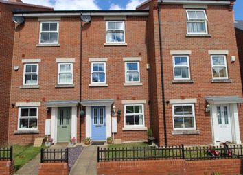 Thumbnail 4 bed town house for sale in Freemans Way, Thirsk