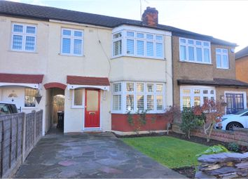 Thumbnail 3 bed terraced house for sale in Carnarvon Avenue, Enfield