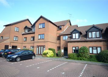 Thumbnail 2 bed flat for sale in Sadlers Court, Winnersh, Wokingham