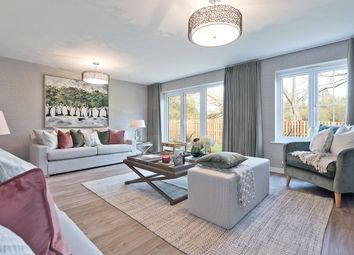 Thumbnail 4 bed detached house for sale in Water Meadow Place, Shackleford Road, Elstead, Surrey