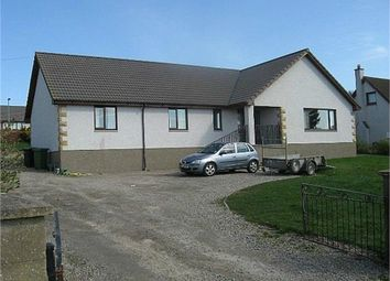 Thumbnail 5 bed detached bungalow for sale in Rhynie Road, Fearn, Tain, Highland