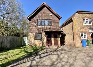 Thumbnail 3 bed link-detached house for sale in Farnborough, Hampshire