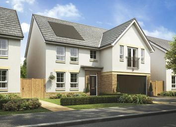 "Thumbnail 4 bedroom detached house for sale in ""Colville"" at Malletsheugh Road, Newton Mearns, Glasgow"