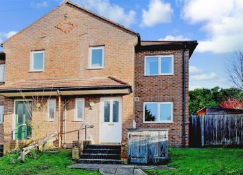 Thumbnail 3 bed semi-detached house for sale in The Crescent, Brighton, East Sussex
