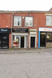 Thumbnail Retail premises for sale in London Road, Blackburn