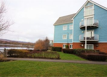 Thumbnail 2 bed flat for sale in Perch Close, Aylesford