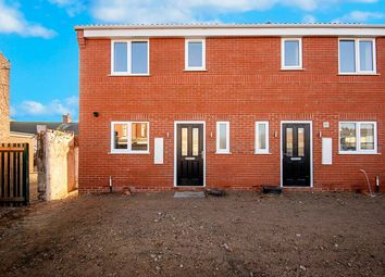 Thumbnail 3 bed town house for sale in Plot 1, Post Office Mews, Featherstone, Pontefract