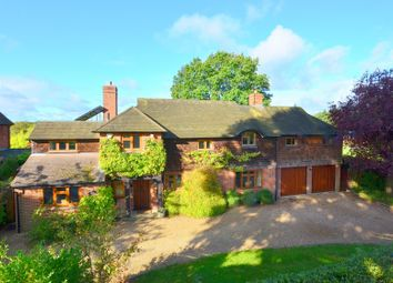4 bed detached house for sale in Cobham Way, East Horsley KT24
