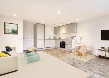 Thumbnail 2 bed flat for sale in St. Johns Hill, Sevenoaks, Kent