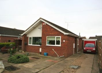 Thumbnail 2 bed detached bungalow to rent in Welby Drive, Gosberton