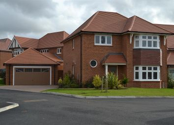 Thumbnail 3 bed detached house for sale in Poole Avenue, Buckshaw Village, Chorley