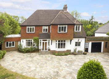 Thumbnail 5 bed detached house to rent in Higher Drive, Banstead, Surrey