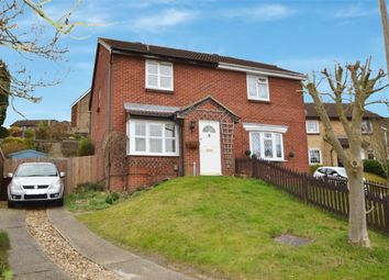 Thumbnail 3 bed semi-detached house to rent in Romney Road, Chatham