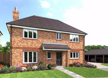 Thumbnail 3 bed detached house for sale in Tillingdown Park, Woldingham, Surrey