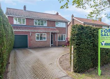 Thumbnail 4 bed detached house for sale in Oak House, Mill Lane, Acaster Malbis, York