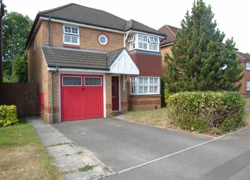 Thumbnail 4 bed detached house for sale in Patreane Way, Michaelston-Super-Ely, Cardiff