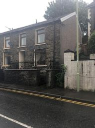 Thumbnail 3 bed terraced house to rent in Tyntyla Road, Ystrad Pentre.Rhondda Cynon Taff
