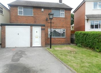 Thumbnail 3 bed detached house to rent in Washerwall Lane, Werrington, Stoke-On-Trent