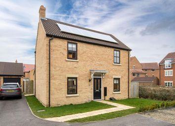 Thumbnail 4 bed detached house for sale in Crathes Gardens, Westcroft, Milton Keynes, Buckinghamshire