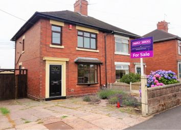 2 bed semi-detached house for sale in Bemersley Road, Stoke-On-Trent ST6