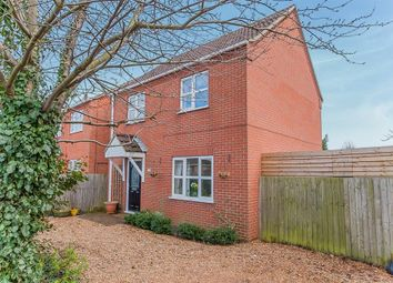 Thumbnail 3 bed detached house to rent in Smeeth Road, Marshland St. James, Wisbech