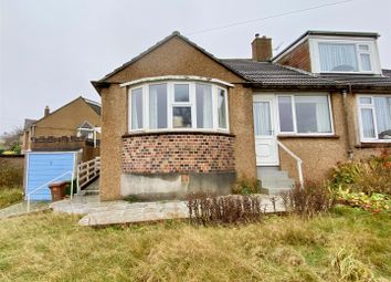 Thumbnail 2 bed semi-detached bungalow for sale in Oakdene Rise, Plymstock, Plymouth