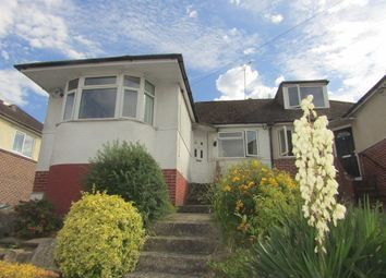 Thumbnail 2 bed semi-detached bungalow to rent in Chessel Crescent, Southampton