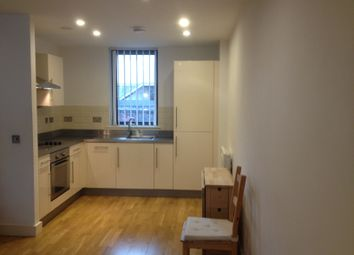 Thumbnail 1 bedroom flat to rent in Advent Way, Manchester