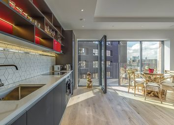 Thumbnail 1 bed flat to rent in Meade House, 7 Lyell Street, London City Island, London