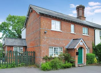 Thumbnail 4 bed cottage for sale in North Sydmonton, Newbury