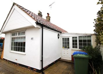Thumbnail 2 bed bungalow for sale in Station Road, Nafferton, Driffield