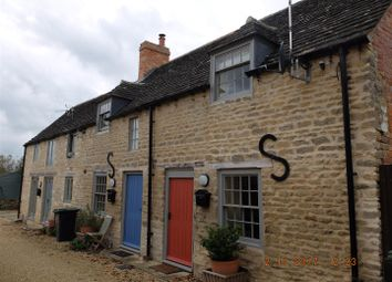 Thumbnail 1 bed terraced house to rent in Turners Yard, West Street, Oundle, Peterborough